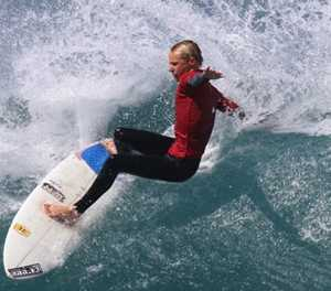 Final day of Importers Coffee Classic Surfing Competition started