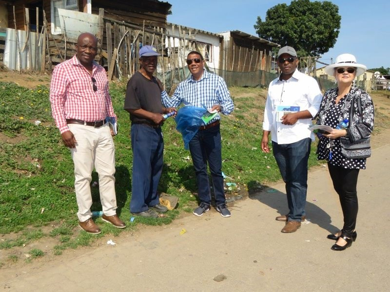Recycling programme extends into informal areas