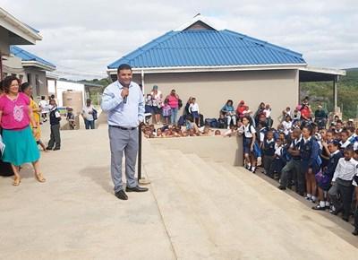 1ste Dag van grootskool