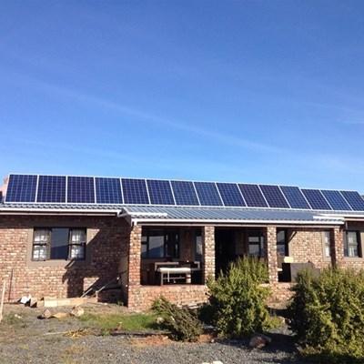 Global Solar vir nuutste sonkragtegnologie
