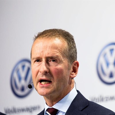 New CEO for Volkswagen