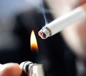 3 Months jail time for smoking in your own home