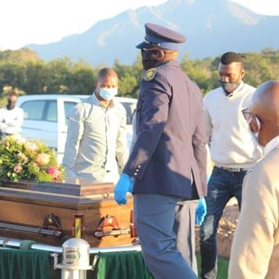 Beloved Sergeant Desha laid to rest