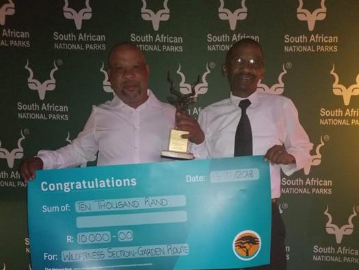 Great honour for Garden Route National Park