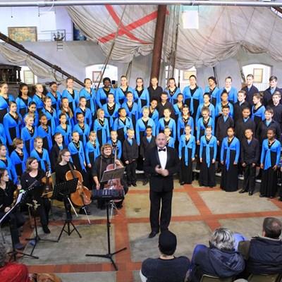 Audition for children's choir