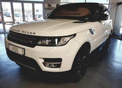 York Auto | Pick of the Week |Range Rover Sport 4.4 SDV8