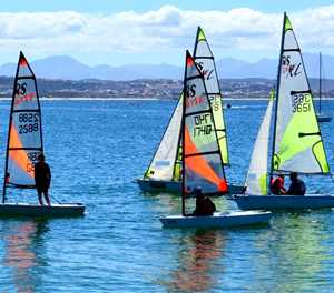 Local sailor 3rd in Western Cape champs