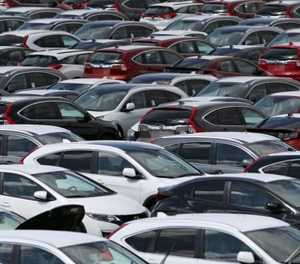 New vehicle sales - industry under pressure
