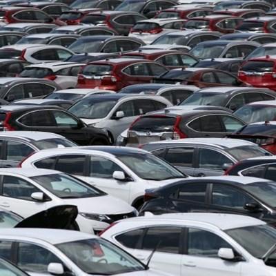 New vehicle sales - industry under pressure