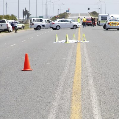 6-year-old killed on Louis Fourie Road
