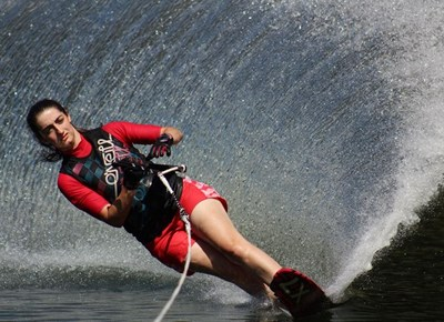 Knysna waterski competition