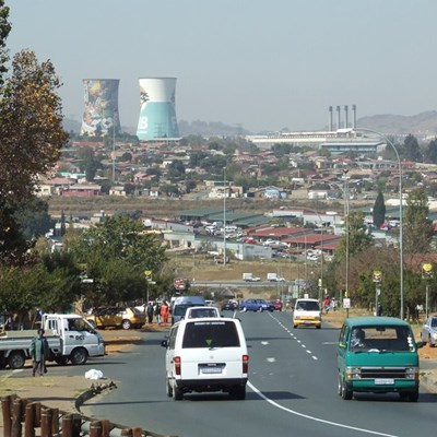'We are not xenophobic' – Soweto residents protest against 'illegal' traders