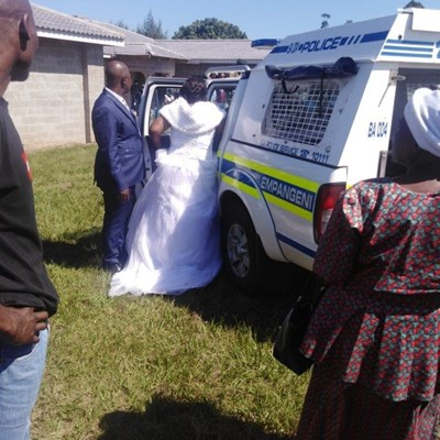 Pastor, bride and groom arrested near Richards Bay