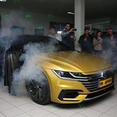 Nuwe VW Arteon nou op Mosselbaai te kry