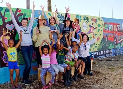 Greenpop's Eden Festival of Action