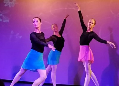 Arts Theatre saved by dance schools