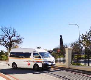Red Dot Taxi Service now in Garden Route