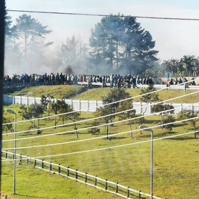 Latest update: Plett protests