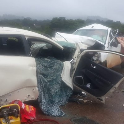 3 killed, 13 others injured in head-on collision in Limpopo