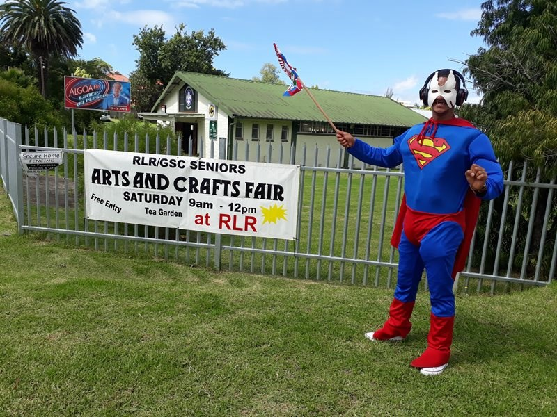 Delightful Arts & Crafts Fair on 31 August