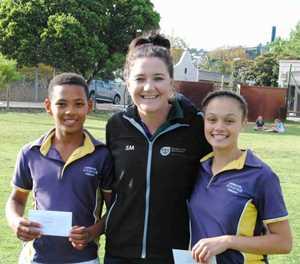Boost for young Eden Biathlon athletes