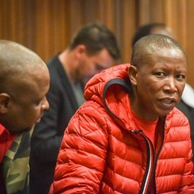 Shivambu says EFF not supporting Mkhwebane because they're her fans