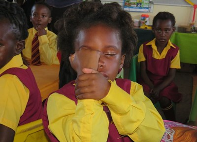 MM Mateza and Tyholora Primary: Grade 1s first day