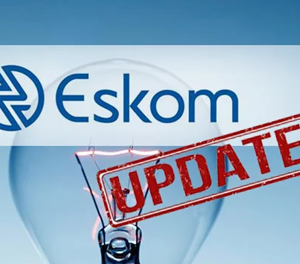 Update: Load shedding to continue
