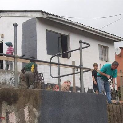 NPO gives a Knysna community a nifty facelift
