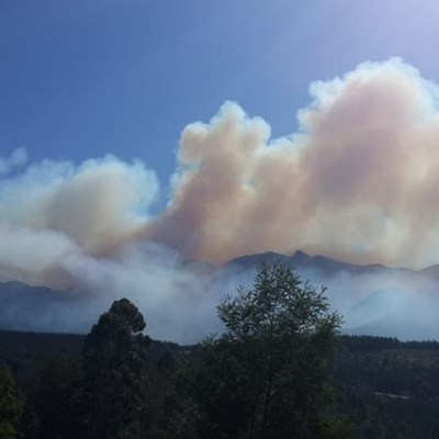 Fires in Herold and on mountain