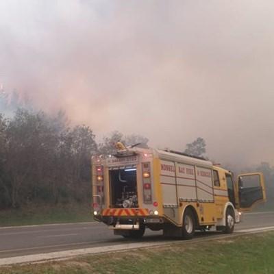 Update: Fire on Outeniqua mountain