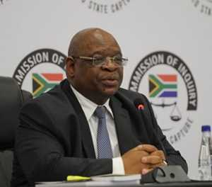 Zondo to lay criminal charge against Zuma