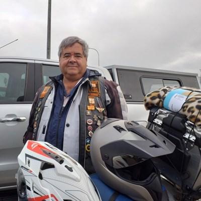 Motorfietsryers maak 168 komberse bymekaar