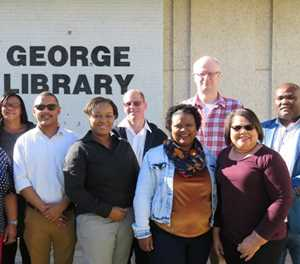 George Library participates in 10th Funda Mzantzi Championship