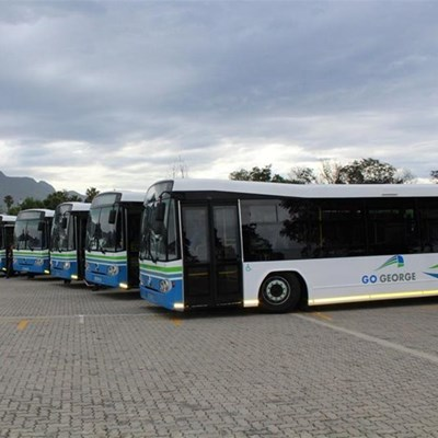 Go George bus service suspended