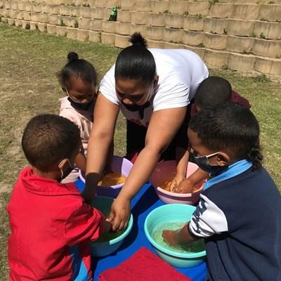 Municipality supports Global Handwashing Day
