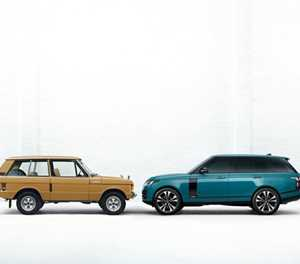 Range Rover marks 50 years of all-terrain innovation and luxury