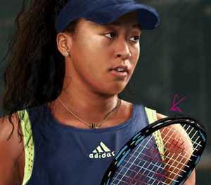 Naomi Osaka reaches China Open round two despite being 'riled up'
