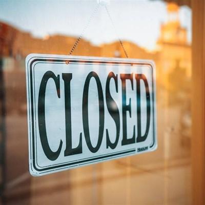 George Motor Vehicle Registration Department closed
