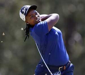 Myeki relishing pro debut in Cape Town Ladies Open