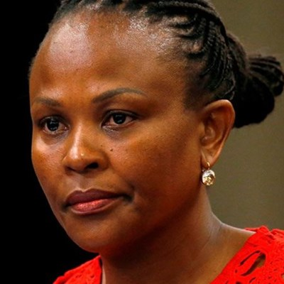 Besieged Mkhwebane has 'right' to go on leave, as public protector takes 2 months off