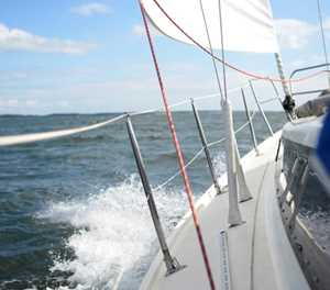 Boost for local sailing