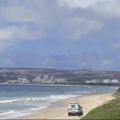 SAPD-voertuie op strande opnuut onder die loep