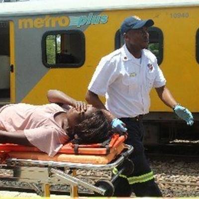 Walk-in centre to assist Pretoria train crash victims