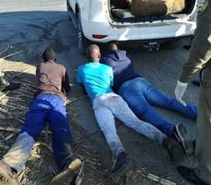 4 armed poachers nabbed at Tugela South