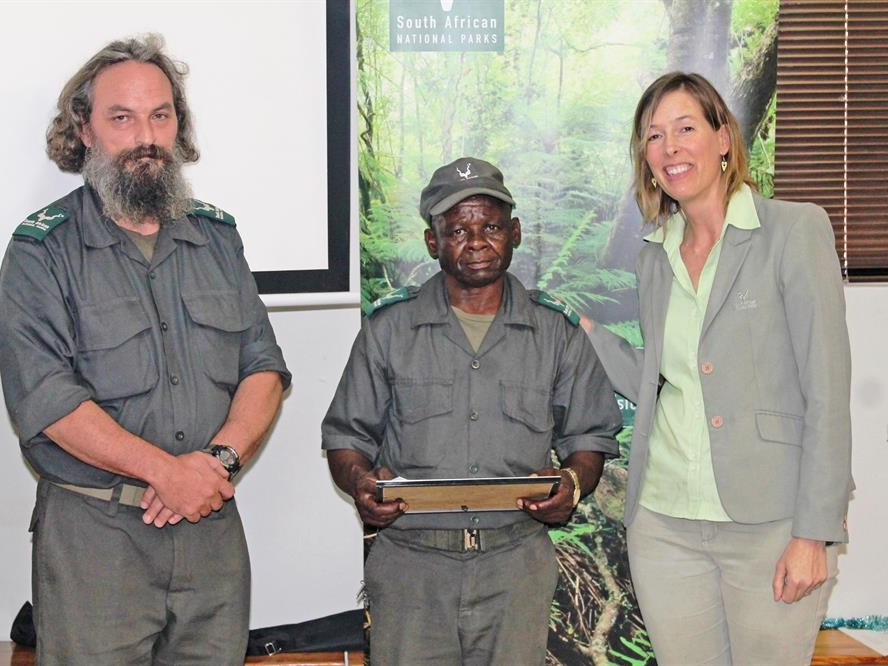 Decades of dedicated service recognised