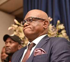 DA to picket at Zondo commission as Joburg mayor Makhubo testifies