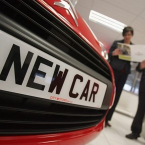 New car prices rise above inflation