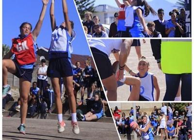 Hoërskool Punt sportnaweek teen Hoërskool Hermanus
