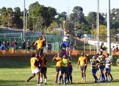 Greater Knysna plays Garden Route Rugby club